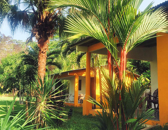 Accommodation in Guanico